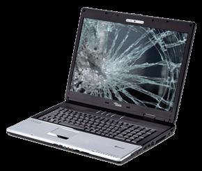 Réparation d'ordinateurs portables et PC